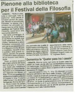Riondino e Donà, Il notiziario 23 maggio 2014